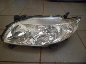 Farol Le Corolla 09/11 C/ Xenon C/ Lampada E Reator De Xenon