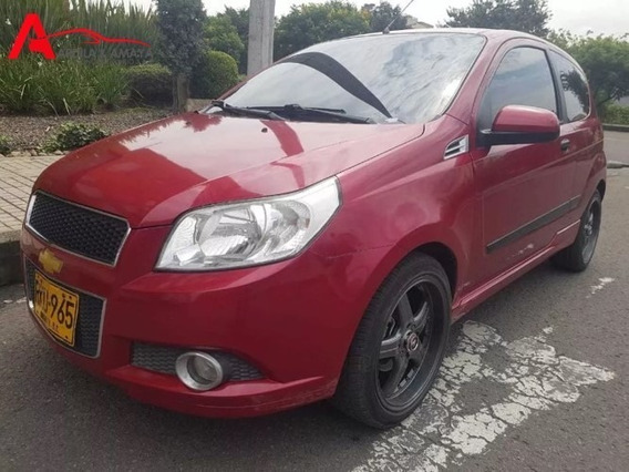 Chevrolet Aveo Gti Emotion 2011 A.a. 1.600 C.c.