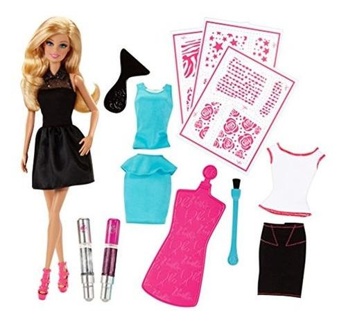 Imagen 1 de 6 de Muñeca Barbie Sparkle Studio