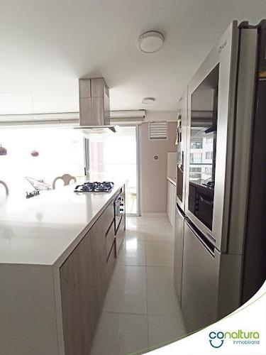 Imagen 1 de 18 de Apartamento En Venta Suramerica 472-2422