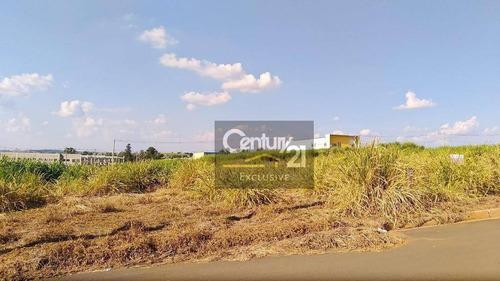 Terreno Industrial À Venda, Europark Comercial, Indaiatuba. - Te0079