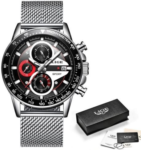 Relógio Masculino Lige 9835