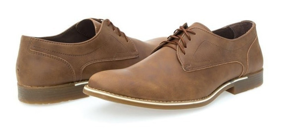 Zapatos Cafe Para Hombre Casual Elegante