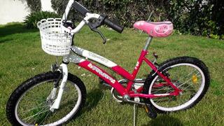 Bicicleta Rodado 20. Impecable Estado