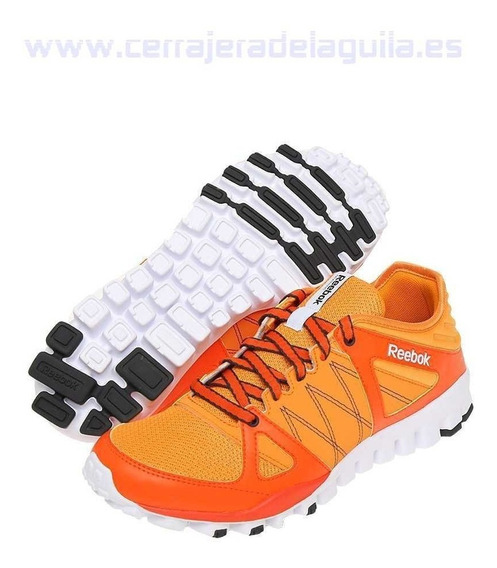 Tenis Reebok Realflex Train Rs - Masculino