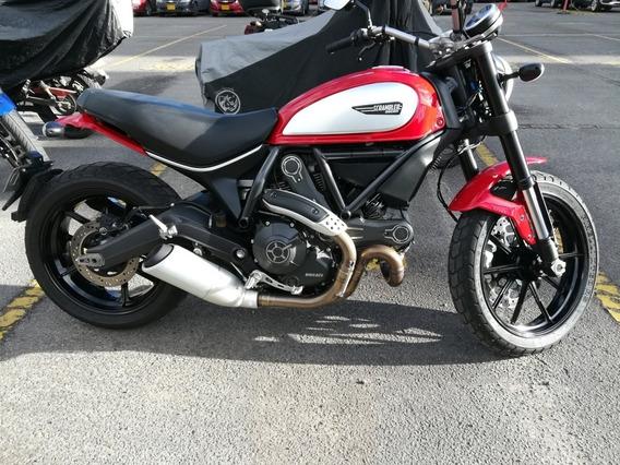 Ducati Srcambler