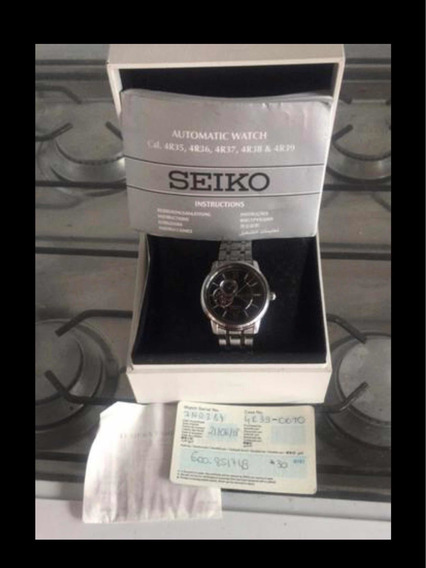 Relógio Seiko Presage Automatic 4r39