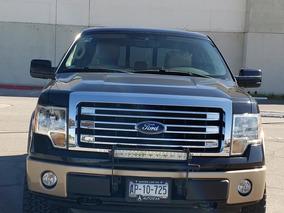 Ford Lobo 5.0l Lariat Cabina Doble 4x4 Mt 2013