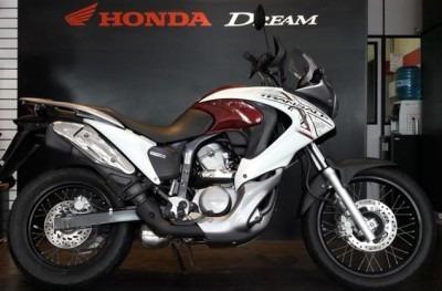 Motocicleta Honda Xl 700v Transalp 2011 Branca