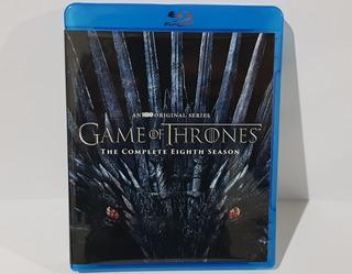 Game Of Thrones - Juego De Tronos Temporada 8 Blu-ray Bluray