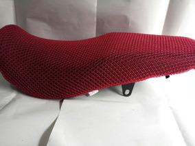 Capa Térmica Banco Moto Vermelho