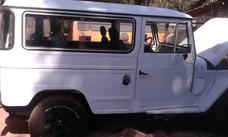 Toyota Bandeirante , Jipe , 1984 , 4x4