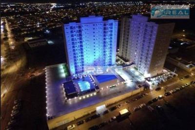 Apartamento Residencial À Venda, Parque Dos Servidores, Paulínia. - Ap0776