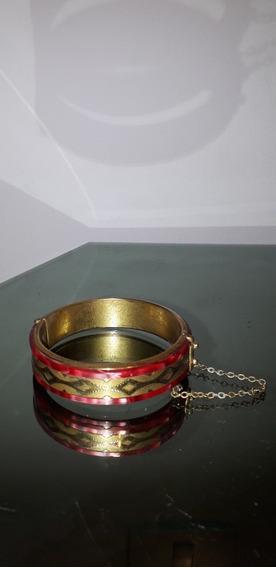 Bracelete Antigo Francês Madrepérola.