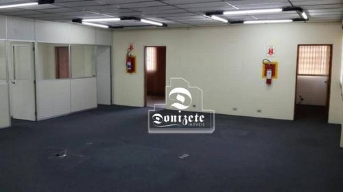 Galpão Para Alugar, 3149 M² Por R$ 35.001,00/mês - Dos Casa - São Bernardo Do Campo/sp - Ga0145