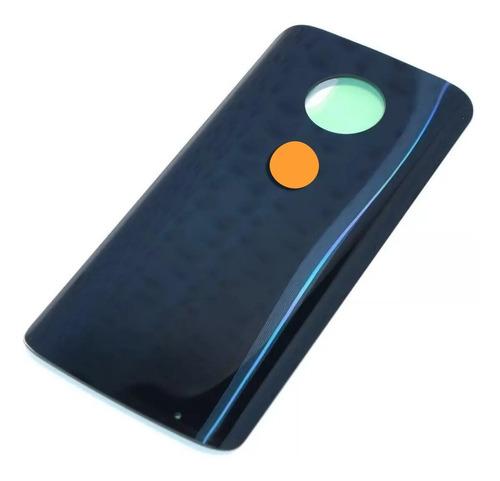 Imagen 1 de 4 de Tapa Trasera Vidrio Para Motorola Moto G6 Plus Garantia