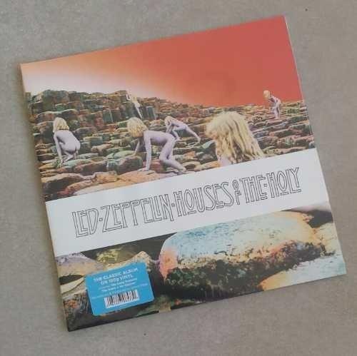 Vinil Lp Led Zeppelin Houses Of The Holy Gatefod Lacrado