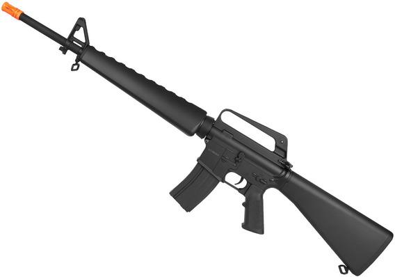 Rifle Airsoft Elétrico Cyma Cm017a1 Bivolt