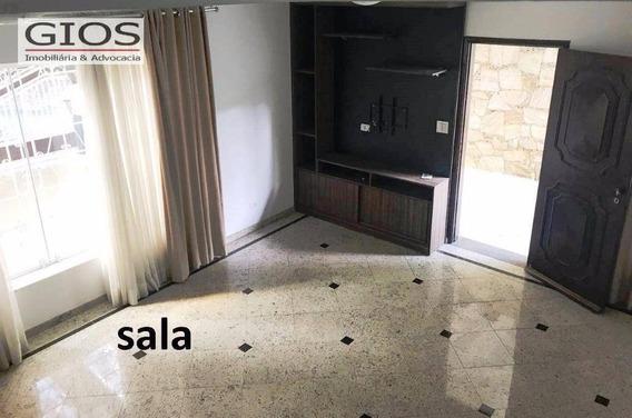 Casa Com 3 Dormitórios À Venda, 165 M² Por R$ 950.000,00 - Horto - São Paulo/sp - Ca0062