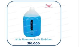 Shampoo Antiresiduos 5lts