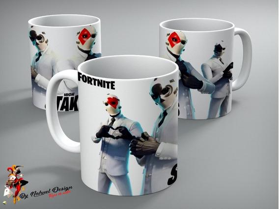 Taza De Ceramica Fortnite 03