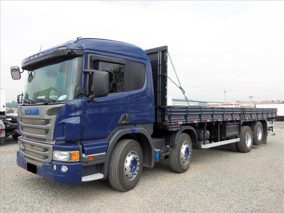 Scania P 310 Ano 2014 8x2 Bitruck