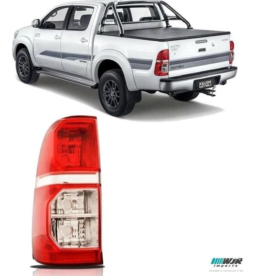 Lanterna Traseira Esquerdo Hilux Pickup 2012 2013 2014 2015