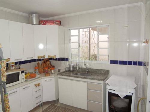 Casa À Venda, 75 M² Por R$ 250.000,00 - Parque Orlanda I - Piracicaba/sp - Ca3639
