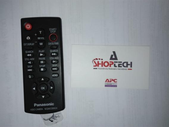 Controle Panasonic Video Camera N2qaec000024