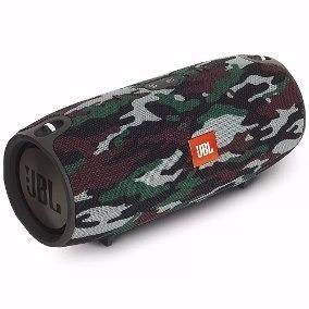 Caixa Som Portátil Jbl Extreme Squade Speaker Camuflado