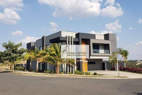 Casa Com 4 Dormitórios À Venda, 700 M² Por R$ 4.800.000,00 - Jardim Residencial Saint Patrick - Sorocaba/sp - Ca2023