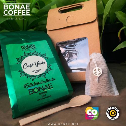 Kit Café Verde Bonae 125 Gr