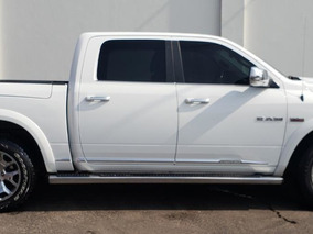 Ram Laramie Limited 4x4 Blanco 2016
