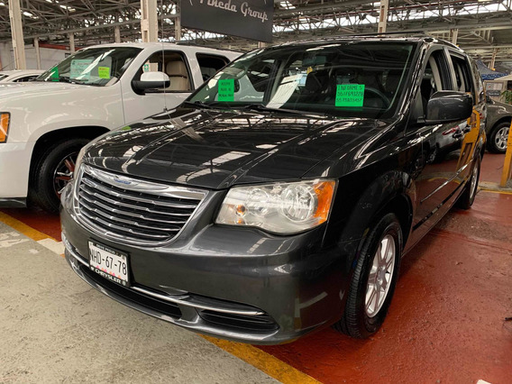 Chrysler Town Country Lx Aut Ac 2011