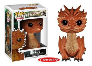 Funko Pop Smaug Hobbit Señor De Los Anillos