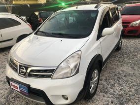 Nissan Livina Sl X-gear 1.8 16v Aut. Flex 4p 2014