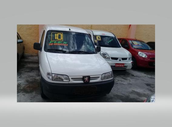 Peugeot Partner Furgão 2010 1.6 800kg 4p