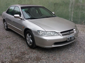 Honda Accord Exr 4 Ptas Manual Con Gnc - Oferta Contado
