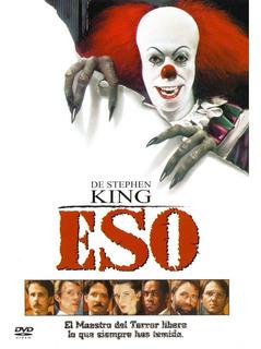Dvd - It (1990) - Eso