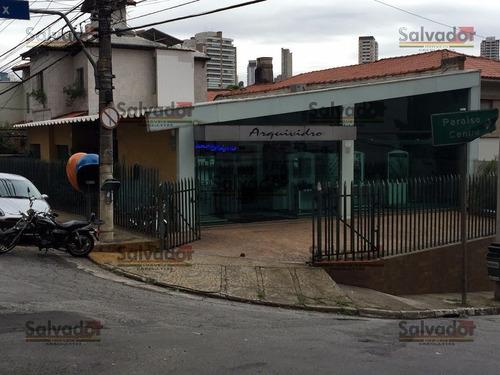 Loja/salão Na Aclimação  -  São Paulo - 4933
