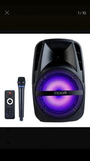 Parlante Bluetooth Les Noga Ng-f25m