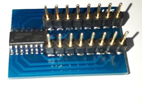 Kit 4 X Ci Irs2092 Smd Original Com Adaptador Dip 16