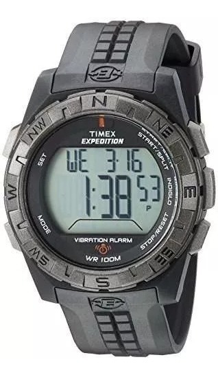 Reloj Timex T4 Expedition Vibration Alarma