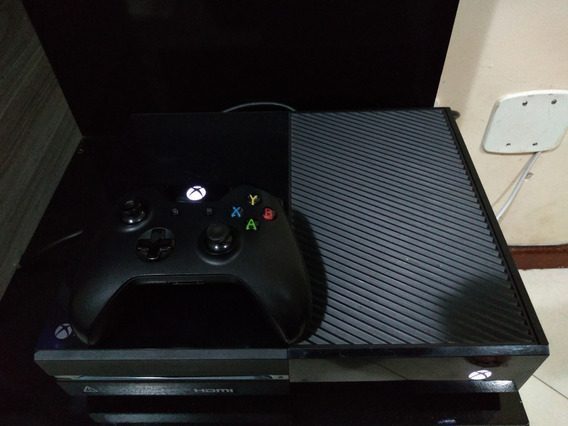 Xbox One Fat + Call Of Duts Infinite Warfare