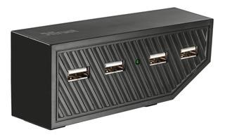 Hub Usb Trust Gxt 217 Para Xbox One - 4 Puertos