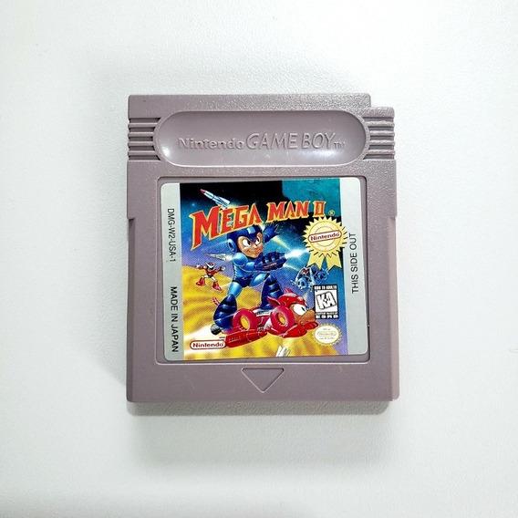 Mega Man 2 Original Game Boy Gameboy