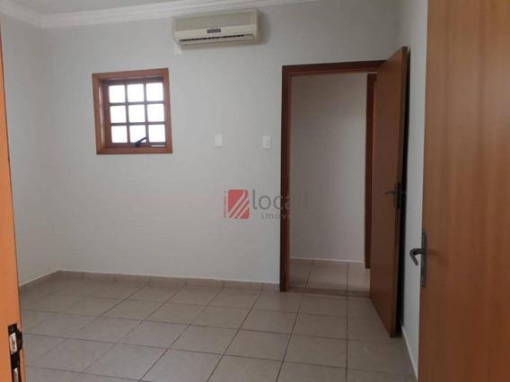 Casa Para Alugar, 145 M² Por R$ 3.600/mês - Boa Vista - São José Do Rio Preto/sp - Ca2279