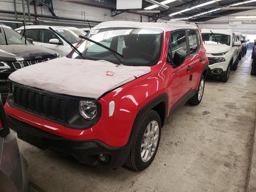 Jeep Renegade 1.8 Sport 2021 Tomo Ecosport, Duster, Captur