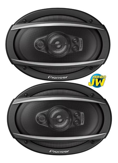 Parlantes Pioneer 6990 700 6x9 5 Vias 120 Rm Reemplaza 6996