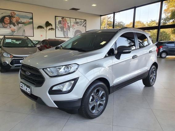 Ford Ecosport 1.5 12v 4p Flex Freestyle Automático